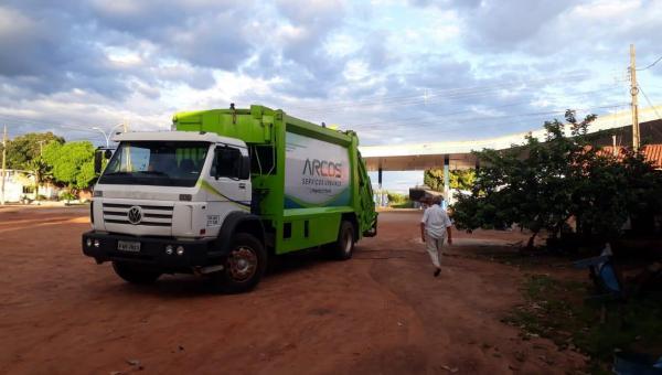 PREFEITURA MUNICIPAL CONCLUI LICITAÇÃO PARA LOCAÇÃO DE CAMINHÕES DESTINADOS À LIMPEZA PÚBLICA