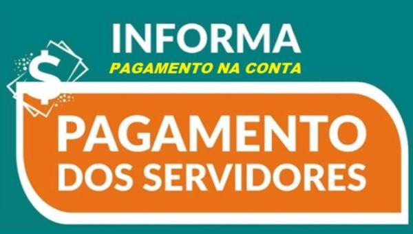 PAGAMENTO DE ABRIL/2021 JÁ ESTÁ NA CONTA DOS SERVIDORES PÚBLICOS MUNICIPAIS