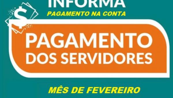 Prefeitura de Miracema efetua pagamento da folha de pagamento nesta quinta-feira, 25.